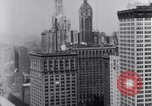 Image of Wall Street financial center 1920s New York City USA, 1925, second 6 stock footage video 65675036356