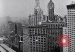 Image of Wall Street financial center 1920s New York City USA, 1925, second 8 stock footage video 65675036356
