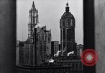 Image of Wall Street financial center 1920s New York City USA, 1925, second 50 stock footage video 65675036356