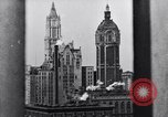 Image of Wall Street financial center 1920s New York City USA, 1925, second 51 stock footage video 65675036356