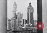 Image of Wall Street financial center 1920s New York City USA, 1925, second 52 stock footage video 65675036356