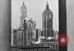 Image of Wall Street financial center 1920s New York City USA, 1925, second 53 stock footage video 65675036356