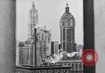 Image of Wall Street financial center 1920s New York City USA, 1925, second 54 stock footage video 65675036356