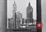 Image of Wall Street financial center 1920s New York City USA, 1925, second 55 stock footage video 65675036356