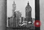 Image of Wall Street financial center 1920s New York City USA, 1925, second 57 stock footage video 65675036356