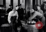 Image of casting of government gold into bars Philadelphia Pennsylvania USA, 1937, second 14 stock footage video 65675036430