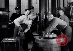 Image of casting of government gold into bars Philadelphia Pennsylvania USA, 1937, second 15 stock footage video 65675036430