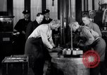 Image of casting of government gold into bars Philadelphia Pennsylvania USA, 1937, second 16 stock footage video 65675036430