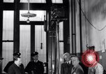 Image of casting of government gold into bars Philadelphia Pennsylvania USA, 1937, second 22 stock footage video 65675036430