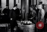 Image of casting of government gold into bars Philadelphia Pennsylvania USA, 1937, second 26 stock footage video 65675036430