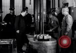 Image of casting of government gold into bars Philadelphia Pennsylvania USA, 1937, second 27 stock footage video 65675036430