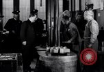 Image of casting of government gold into bars Philadelphia Pennsylvania USA, 1937, second 29 stock footage video 65675036430