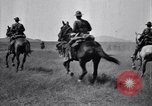 Image of United States Army 1st Cavalry Division troops on maneuvers Texas United States USA, 1923, second 55 stock footage video 65675036445