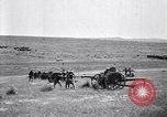 Image of U.S. Army cavalry and artillery units on maneuvers in Marfa, Texas Marfa Texas USA, 1923, second 15 stock footage video 65675036446