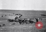 Image of U.S. Army cavalry and artillery units on maneuvers in Marfa, Texas Marfa Texas USA, 1923, second 48 stock footage video 65675036446