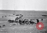 Image of U.S. Army cavalry and artillery units on maneuvers in Marfa, Texas Marfa Texas USA, 1923, second 49 stock footage video 65675036446
