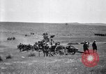 Image of U.S. Army cavalry and artillery units on maneuvers in Marfa, Texas Marfa Texas USA, 1923, second 56 stock footage video 65675036446