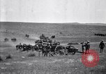 Image of U.S. Army cavalry and artillery units on maneuvers in Marfa, Texas Marfa Texas USA, 1923, second 60 stock footage video 65675036446