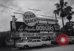 Image of Los Angeles Dodgers in Spring Training Vero Beach Florida United States USA, 1964, second 9 stock footage video 65675036636