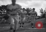 Image of Los Angeles Dodgers in Spring Training Vero Beach Florida United States USA, 1964, second 11 stock footage video 65675036636