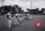 Image of Los Angeles Dodgers in Spring Training Vero Beach Florida United States USA, 1964, second 18 stock footage video 65675036636