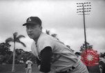 Image of Los Angeles Dodgers in Spring Training Vero Beach Florida United States USA, 1964, second 22 stock footage video 65675036636