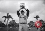 Image of Los Angeles Dodgers in Spring Training Vero Beach Florida United States USA, 1964, second 24 stock footage video 65675036636