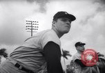 Image of Los Angeles Dodgers in Spring Training Vero Beach Florida United States USA, 1964, second 27 stock footage video 65675036636