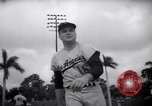 Image of Los Angeles Dodgers in Spring Training Vero Beach Florida United States USA, 1964, second 31 stock footage video 65675036636
