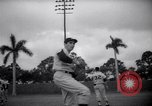 Image of Los Angeles Dodgers in Spring Training Vero Beach Florida United States USA, 1964, second 32 stock footage video 65675036636
