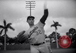 Image of Los Angeles Dodgers in Spring Training Vero Beach Florida United States USA, 1964, second 33 stock footage video 65675036636