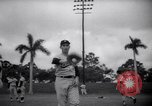 Image of Los Angeles Dodgers in Spring Training Vero Beach Florida United States USA, 1964, second 36 stock footage video 65675036636