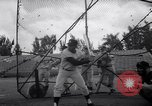 Image of Los Angeles Dodgers in Spring Training Vero Beach Florida United States USA, 1964, second 51 stock footage video 65675036636