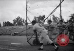 Image of Los Angeles Dodgers in Spring Training Vero Beach Florida United States USA, 1964, second 52 stock footage video 65675036636