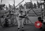 Image of Los Angeles Dodgers in Spring Training Vero Beach Florida United States USA, 1964, second 55 stock footage video 65675036636