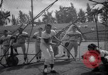 Image of Los Angeles Dodgers in Spring Training Vero Beach Florida United States USA, 1964, second 58 stock footage video 65675036636