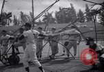 Image of Los Angeles Dodgers in Spring Training Vero Beach Florida United States USA, 1964, second 59 stock footage video 65675036636