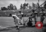 Image of Los Angeles Dodgers in Spring Training Vero Beach Florida United States USA, 1964, second 60 stock footage video 65675036636