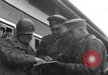 Image of 11th German Panzer Division surrender Neumark Czechoslovakia, 1945, second 10 stock footage video 65675037232