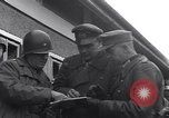 Image of 11th German Panzer Division surrender Neumark Czechoslovakia, 1945, second 11 stock footage video 65675037232