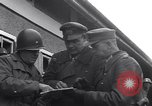 Image of 11th German Panzer Division surrender Neumark Czechoslovakia, 1945, second 13 stock footage video 65675037232