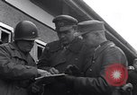Image of 11th German Panzer Division surrender Neumark Czechoslovakia, 1945, second 15 stock footage video 65675037232