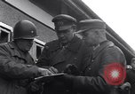 Image of 11th German Panzer Division surrender Neumark Czechoslovakia, 1945, second 16 stock footage video 65675037232