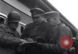 Image of 11th German Panzer Division surrender Neumark Czechoslovakia, 1945, second 17 stock footage video 65675037232