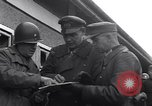 Image of 11th German Panzer Division surrender Neumark Czechoslovakia, 1945, second 18 stock footage video 65675037232