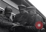 Image of 11th German Panzer Division surrender Neumark Czechoslovakia, 1945, second 19 stock footage video 65675037232