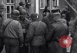 Image of 11th German Panzer Division surrender Neumark Czechoslovakia, 1945, second 20 stock footage video 65675037232