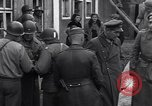Image of 11th German Panzer Division surrender Neumark Czechoslovakia, 1945, second 21 stock footage video 65675037232