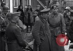 Image of 11th German Panzer Division surrender Neumark Czechoslovakia, 1945, second 22 stock footage video 65675037232