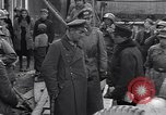 Image of 11th German Panzer Division surrender Neumark Czechoslovakia, 1945, second 24 stock footage video 65675037232